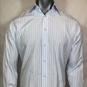 Ermenegildo Zegna 39-15.5 Button Up Shirt